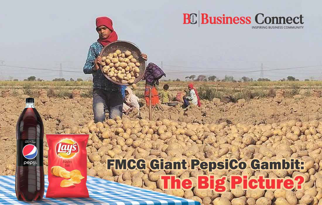 FMCG Giant PepsiCo Gambit The Big Picture - Business Connect