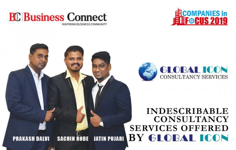 Indescribable Consultancy Services Offered By Global Icon