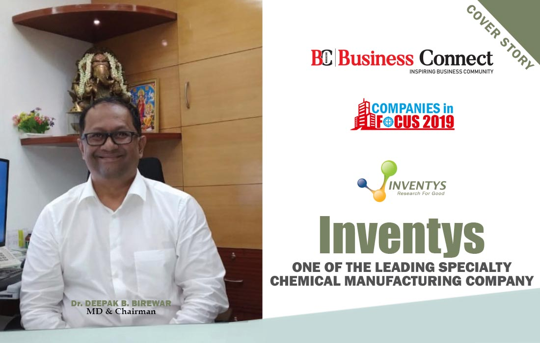 INVENTYS, One of the Leading Specialty Chemical Manufacturing Company