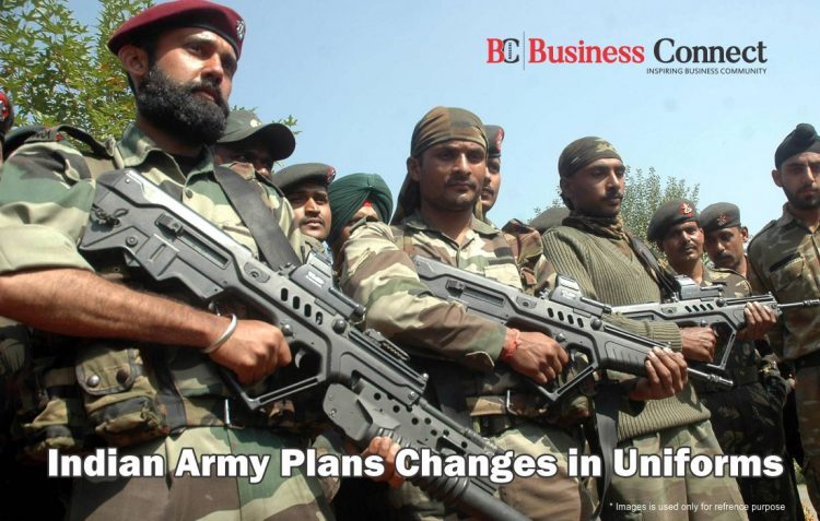 Indian Army Plans Changes in Uniforms