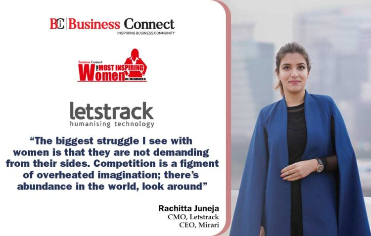 Let's Track   Business Magazine in India