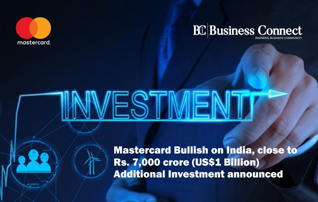 Mastercard Investment in India