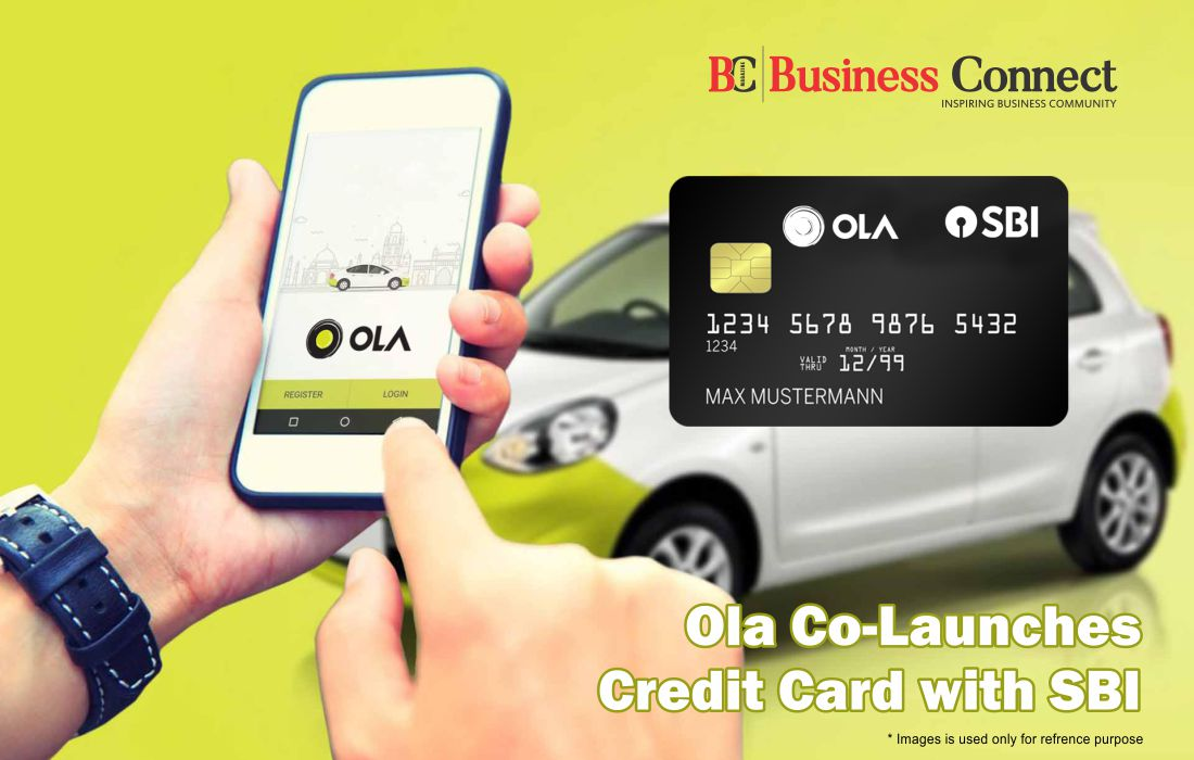 Ola Co-Launches Credit Card with SBI