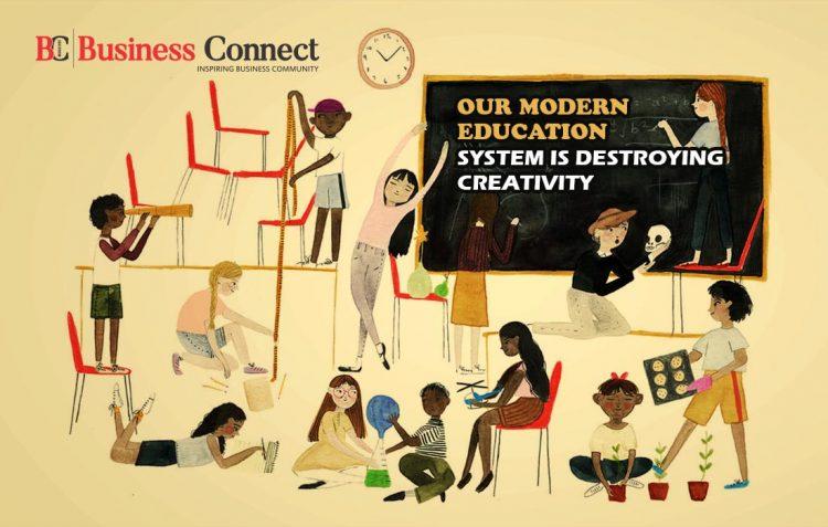 Modern Education System is Destroying Creativity