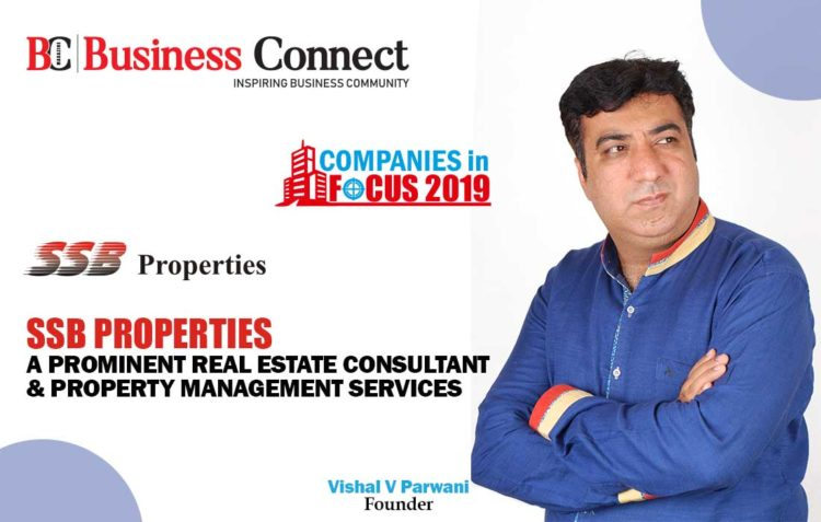 SSB Properties, A Prominent Real Estate Consultant And Property Management Services