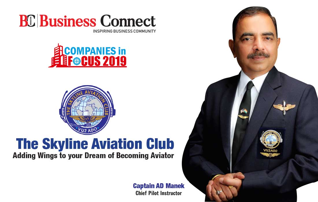 The Skyline Aviation Club Adding Wings to your Dream of Becoming Aviator
