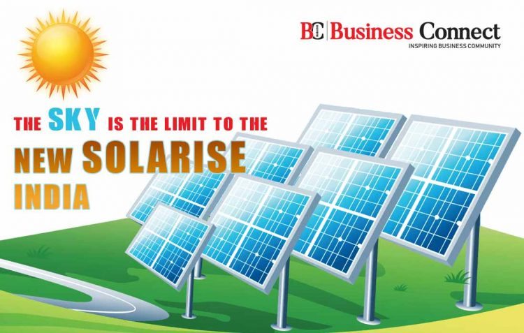 The sky is the limit to the New Solarise India