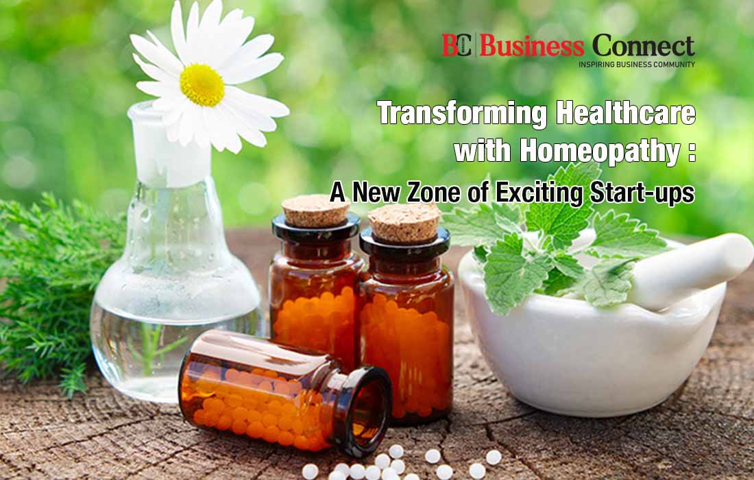 Transforming Healthcare with Homeopathy - Business Connect