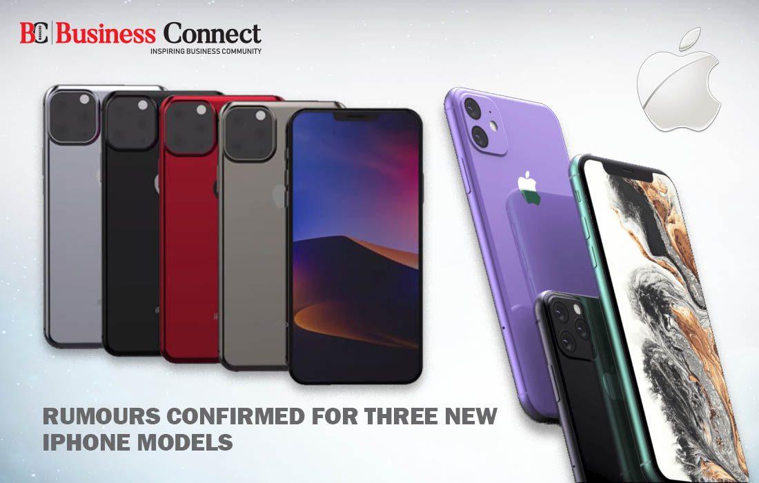 New iPhone Models