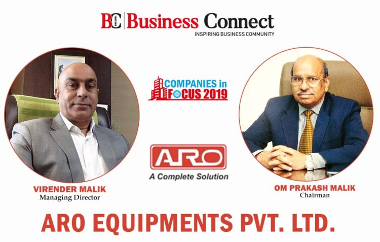 automobile equipment   ARO Equipments Pvt. Ltd.