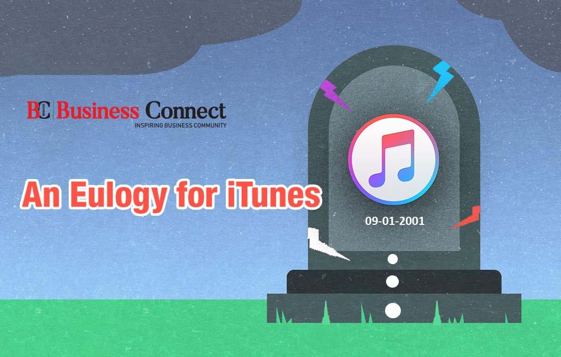 An Eulogy for iTunes