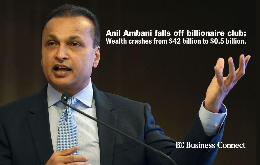 Anil Ambani- Business Connect