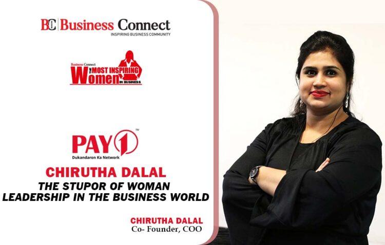 Most Inspiring women in Business: Chirutha Dalal