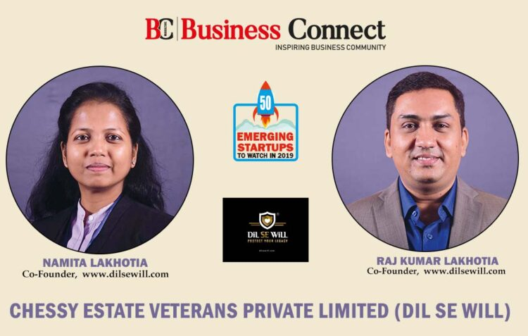 Chessy Estate Veterans Private Limited,Dil se will