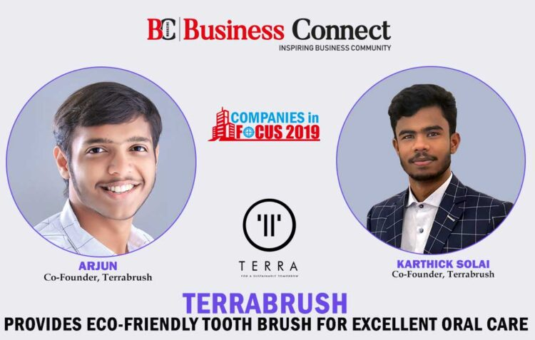 TerraBrush | Business Connect Magazine