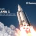 Ravaana1 - Sri-Lankan First satellite