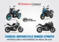 CF Moto- Chinese Motorcycle Company | Business Connect