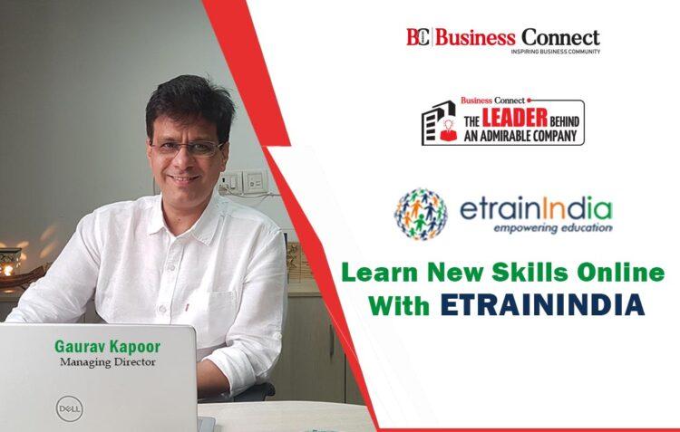 Etrainindia-Education Technology   Business Connect