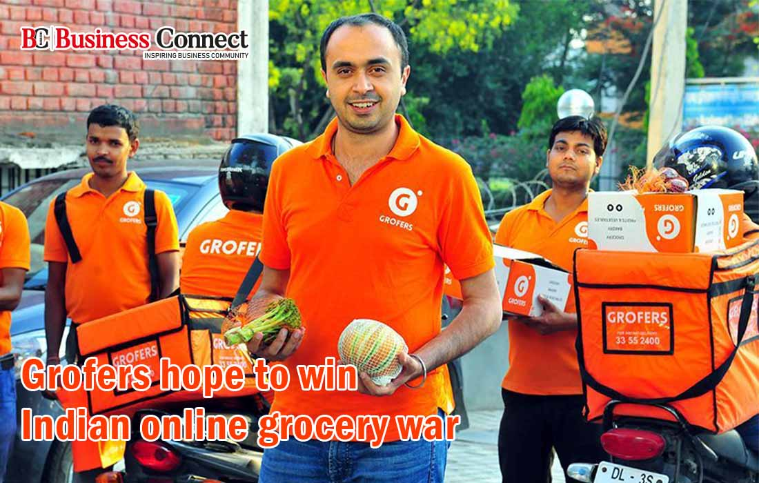 Grofers win Indian online grocery Market- Business Connect