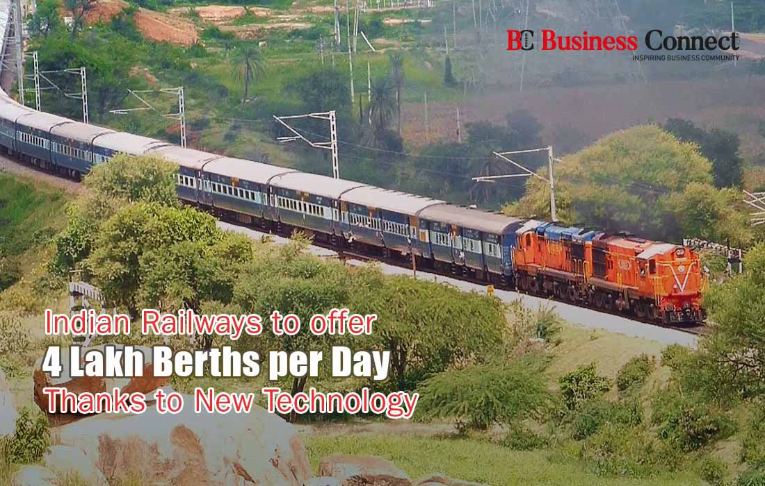 Indian Railways - Business Connect