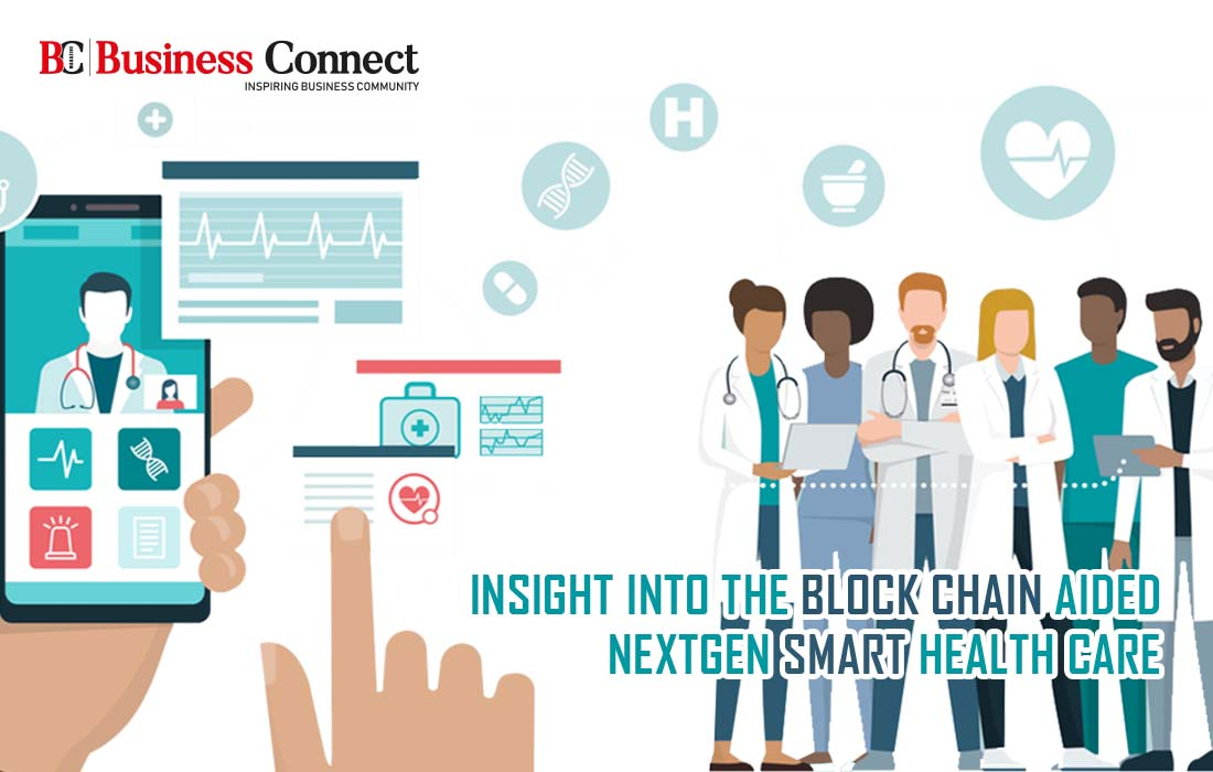 Block Chain and Healthcare - Business connect