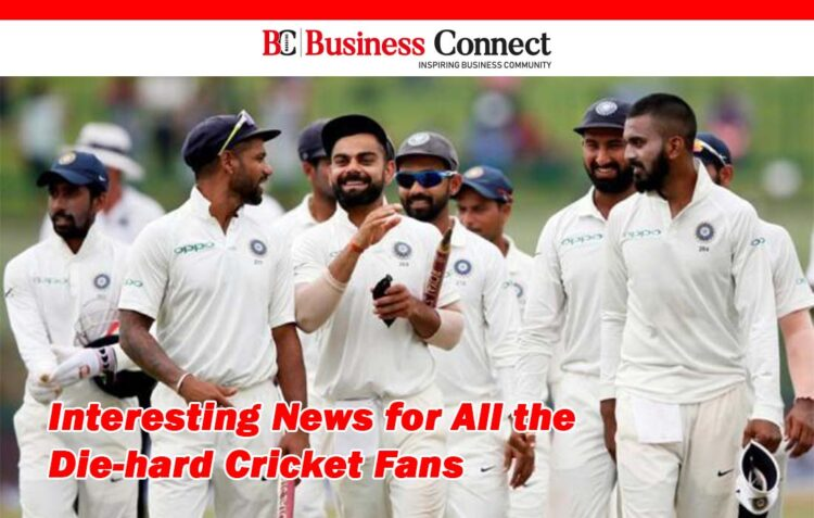 ICC World Test Championship-Business Connect