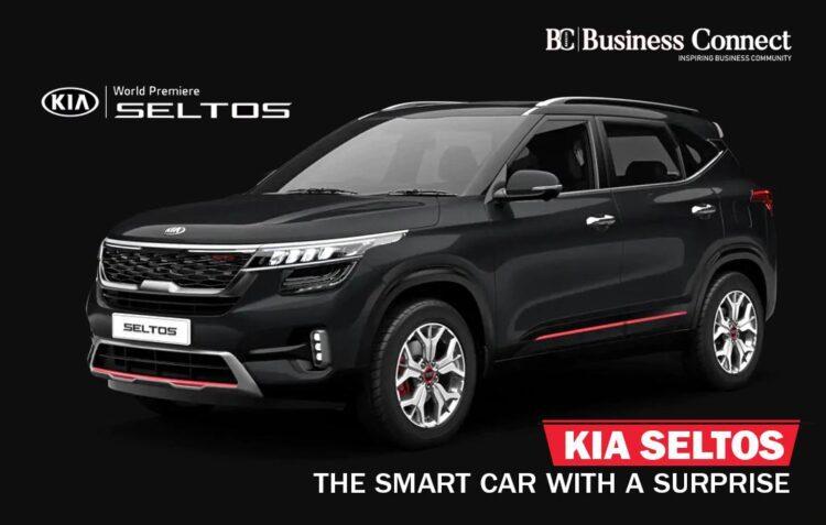 Kia seltos- Business Connect