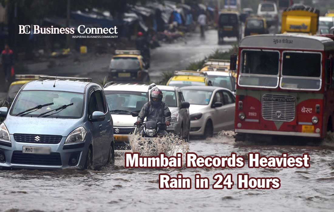 Mumbai Rain- business Connect