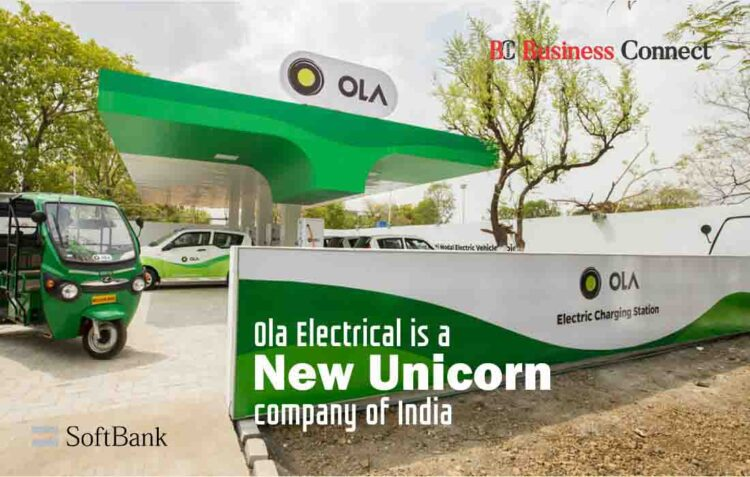 Ola Electric- Business Connect