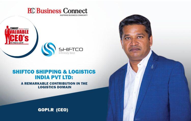 SHIFTCO SHIPPING & LOGISTICS INDIA PVT LTD