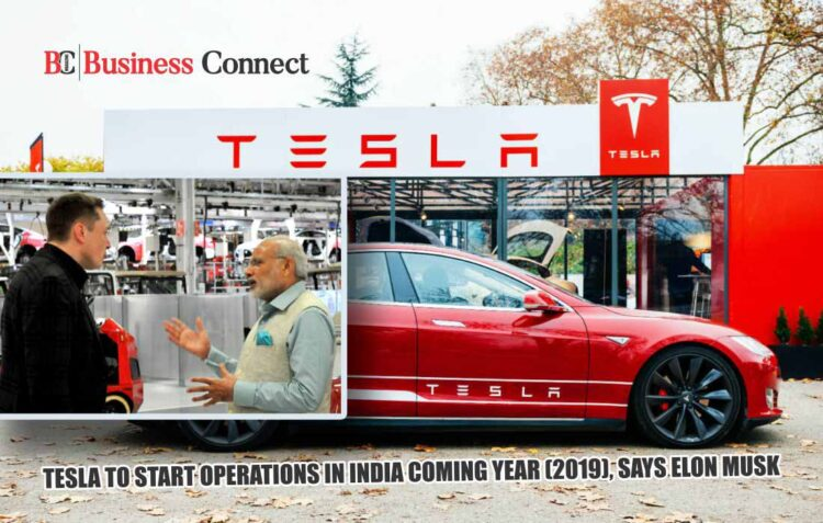 Tesla to start operations in India - Business Connect