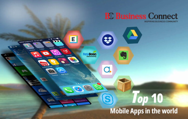 Top 10 Mobile Apps in the world- Business Connect