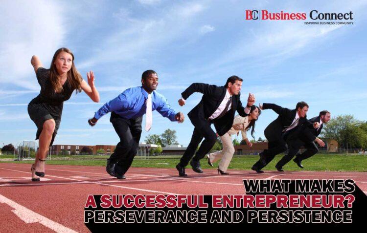 What makes a successful entrepreneur?- Business Connect
