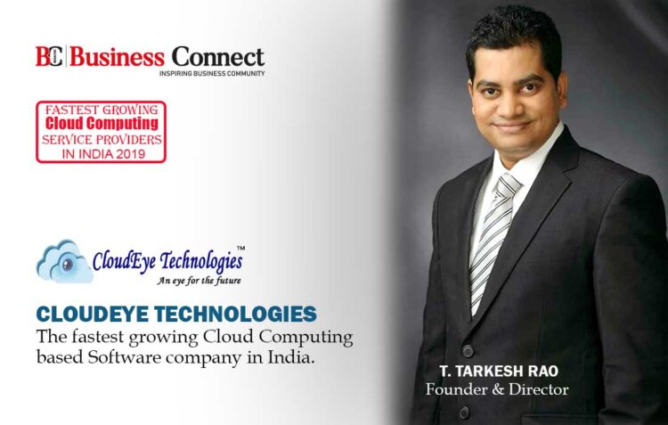 cloudeye- Cloud Computing Company In India | Business Connect Magazine