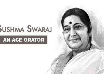 Shushma Swaraj Death-Business Connect