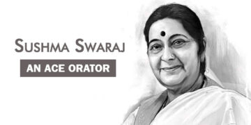Shushma Swaraj Death-Business Connect