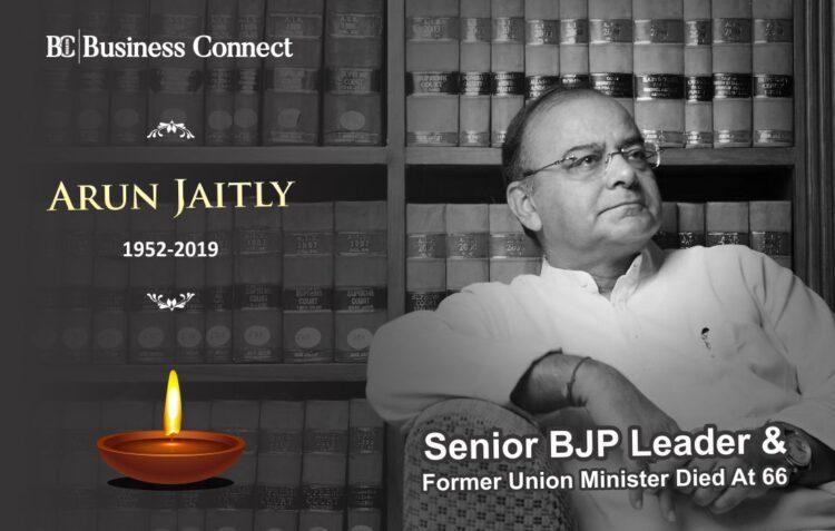 Arun Jaitley   Business Connect