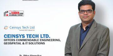 Ceinsys Tech Ltd-Engineering, Geospatial & IT Solution