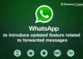 Whats app latest Update 2019-Business Connect