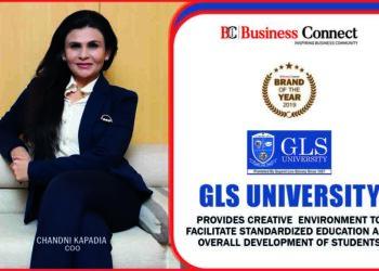 GLS University-Best Commerce & MBA College