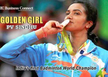 Golden girl PV Sindhu – India's first Badminton World Champion