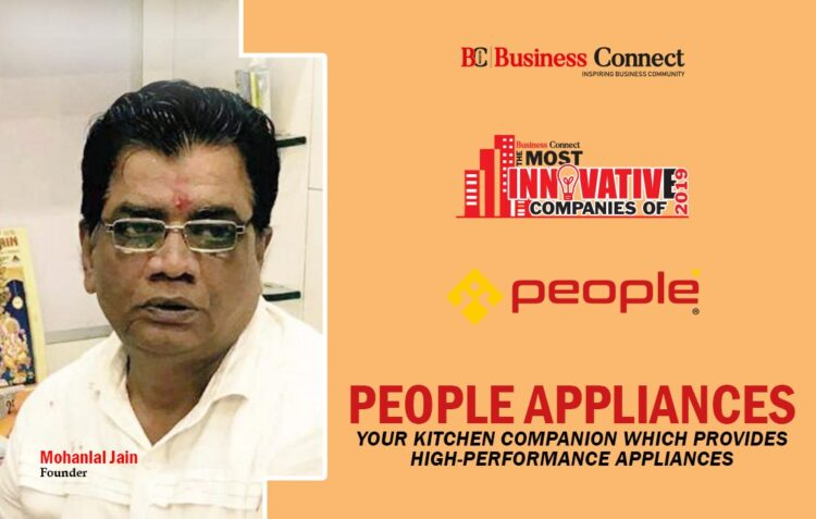 People Appliances- Most Innovative Company of the Year