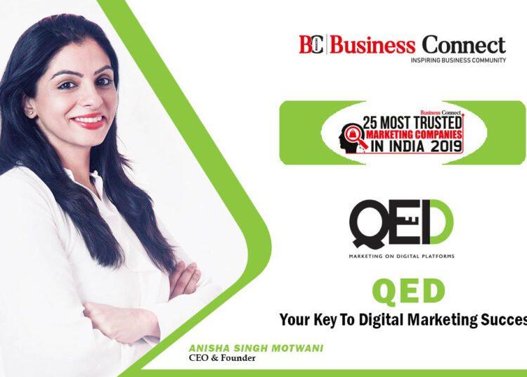 QED-Digital Marketing Agency