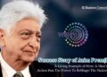 Success story of Azim Premji-Business Connect