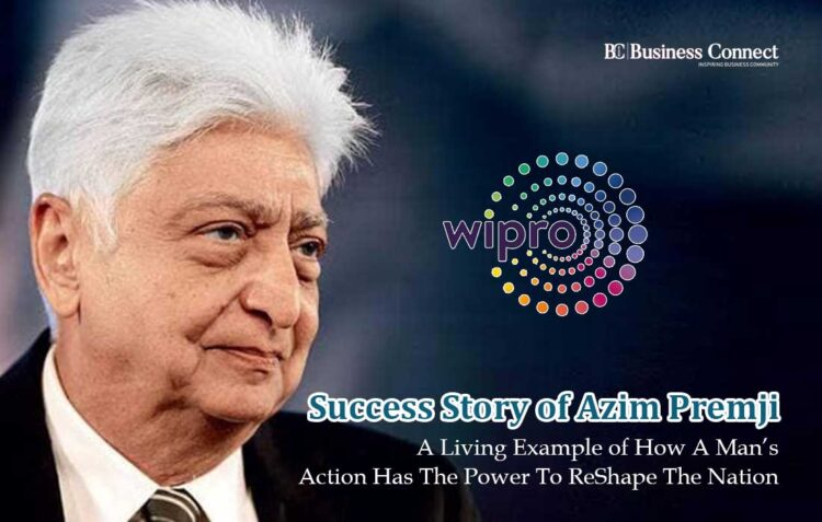 Success story of Azim Premji-Business Connect