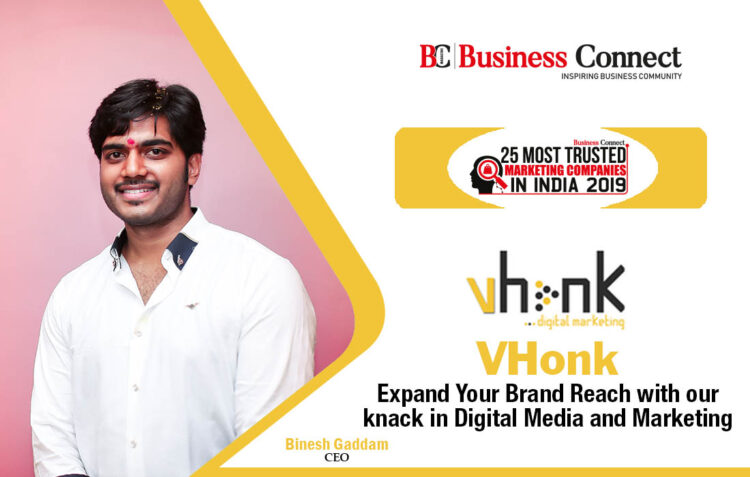 Vhonk- Digital Marketing Agency