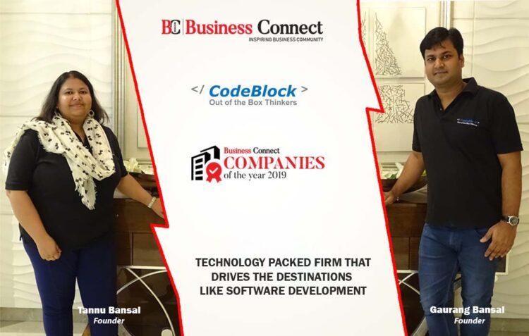 codeblock-Software development Company