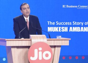 the sucess story of Mukesh Ambani-Business Connect
