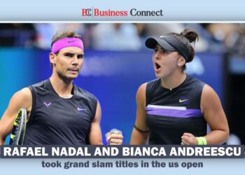 Rafael Nadal Win US Open- Business Connect