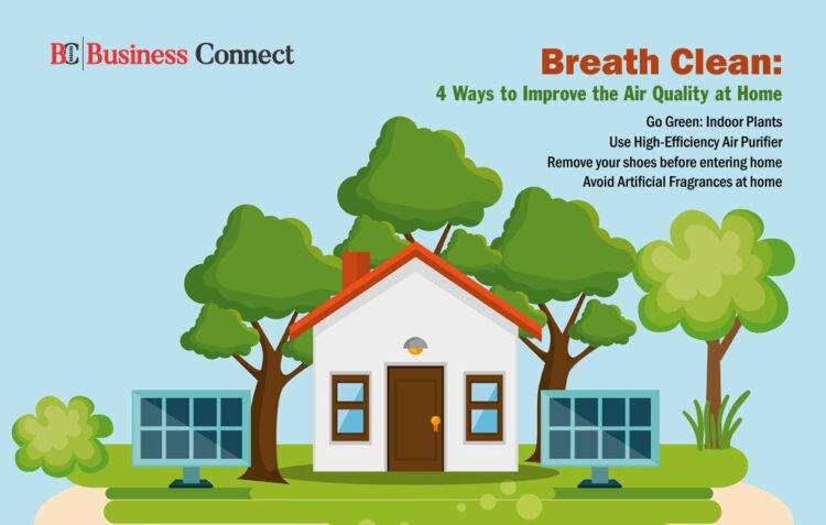 5 Way to Improving Air Quality | Business Connect